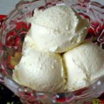 домашнее сливочное мороженое рецепт с фото
