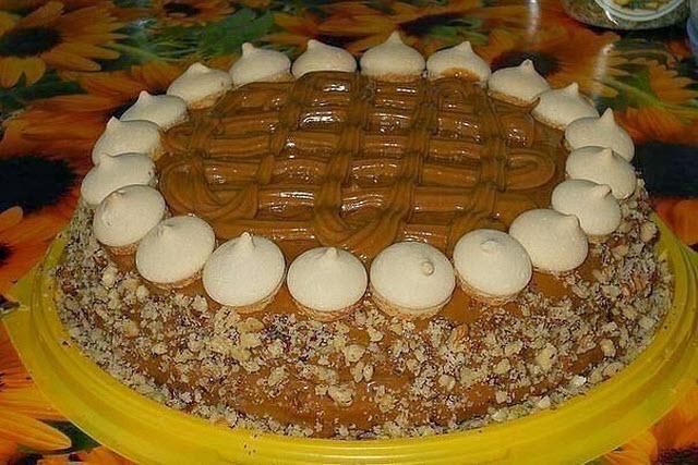 Быстрый торт фото