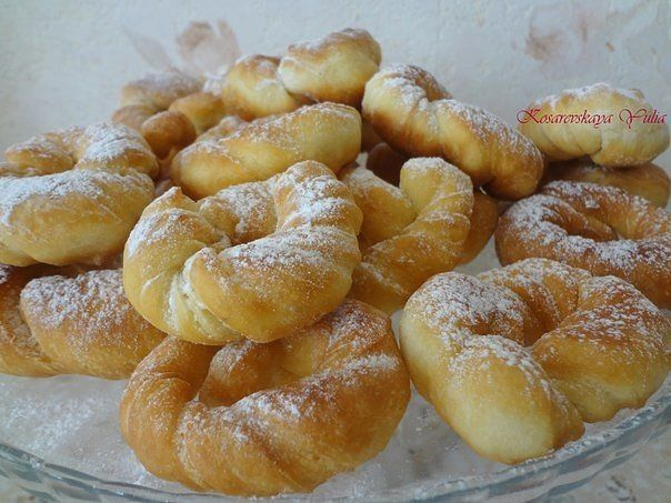 Пончики фото