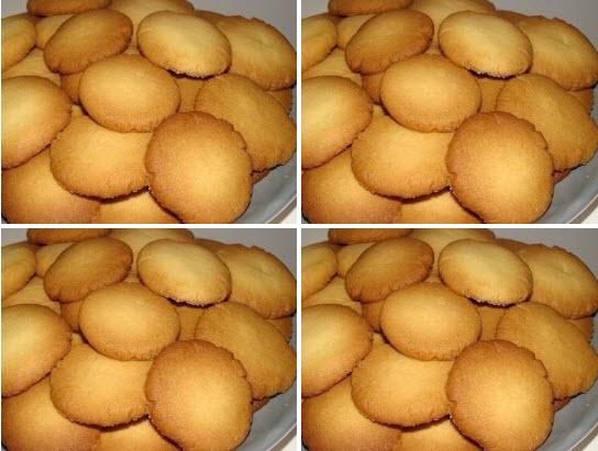 Самое простое вкусное печенье