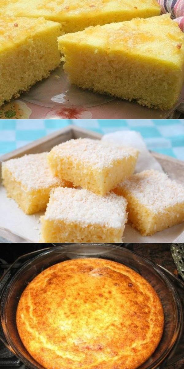 Манный торт в микроволновке за 6 минут!