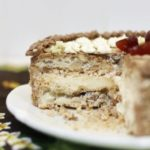 Киевский торт нравится и деткам, и взрослым! И полезно, и безумно вкусно!