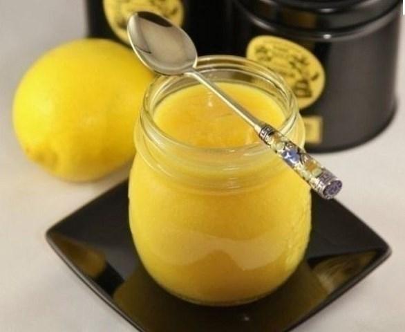 Лимонный крем. Ароматный и вкусный десерт. Вкуснятина - гости съедят сразу.
