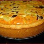 Великолепный пирог с картошкой и грибами порадует ваших домочадцев! Яркий, симпатичный, пышный и супер вкусный!