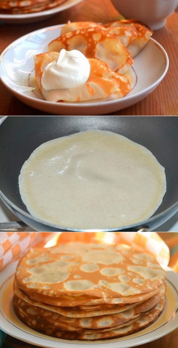 Творожные блины готовлю и без повода. Рецепт простой. Моим ооочень нравится. Попробуйте - будете делать еще не раз.