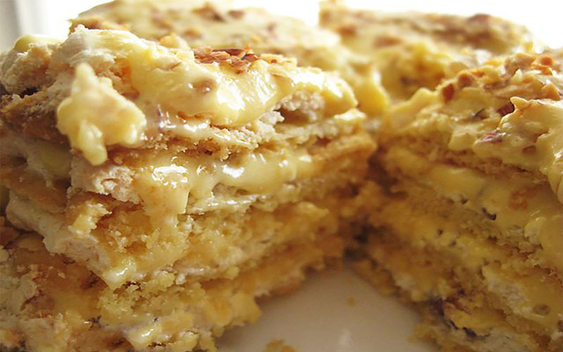 Торт королей — эталон домашней выпечки!
