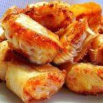 Вкуснешие хрустики из лаваша — шикарное блюдо к ужину!