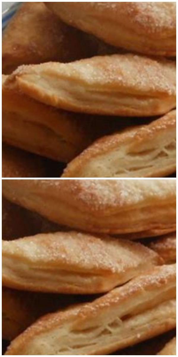 Вы не поверите, на чем готовится это вкуснейшее печенье