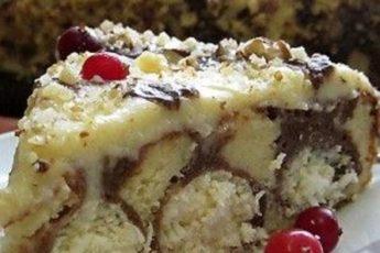 Торт больше не покупаю. Бомбезный рецепт торта «Буэно»