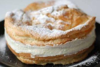 Дожила до «преклонных » лет, а о такой вкуснятине и не знала — торт «Карпатка». Влюбитесь навсегда!