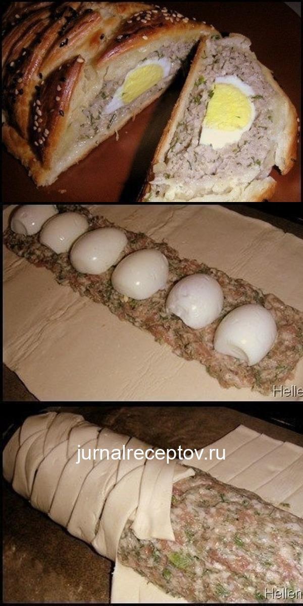 Восхитительный мясной рулет покорит каждого