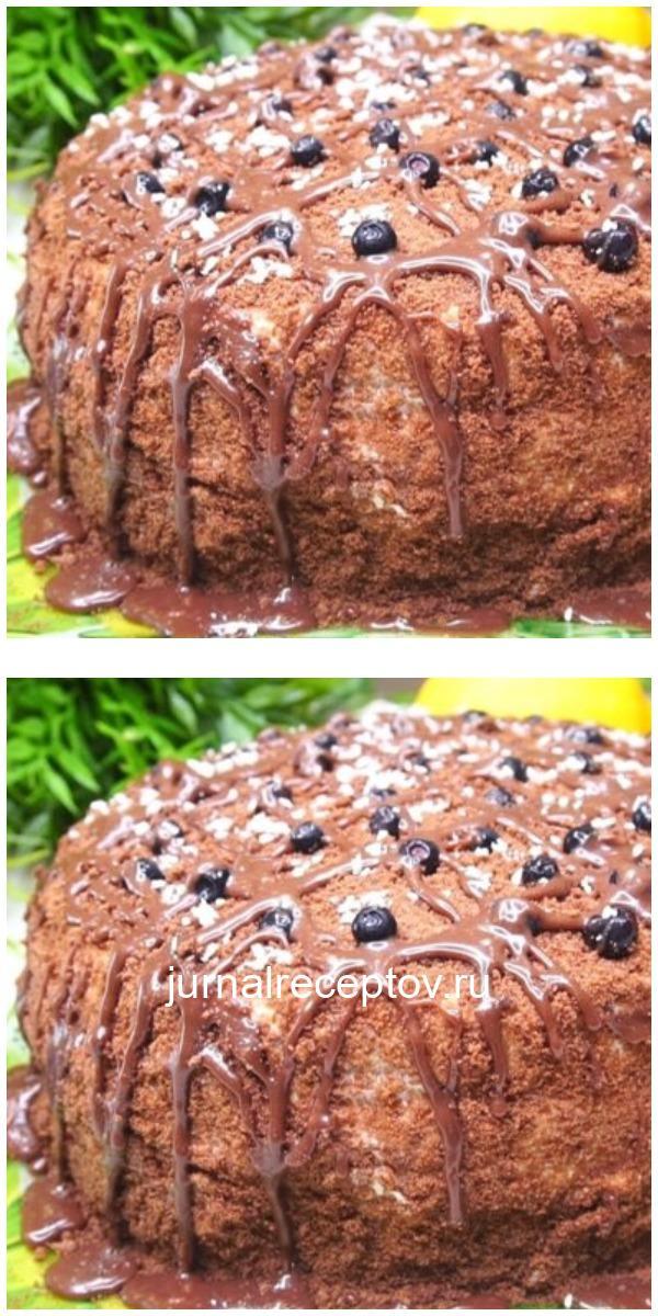 Такой торт готовила уже 100 раз и все равно не надоедает