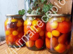 помидоры маринованные фото