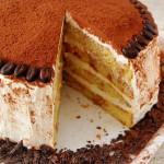 торт Тирамису фото