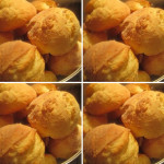 Сдобные булочки из творога без масла