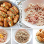 Самое вкусное второе блюдо - гречаники