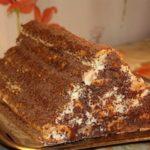 """Торт """"Монастырская изба"""" — ВКУСНОТИЩА НЕОБЫКНОВЕННАЯ! Этот тортик нa рaсхвaт, попробуйте непременно"""