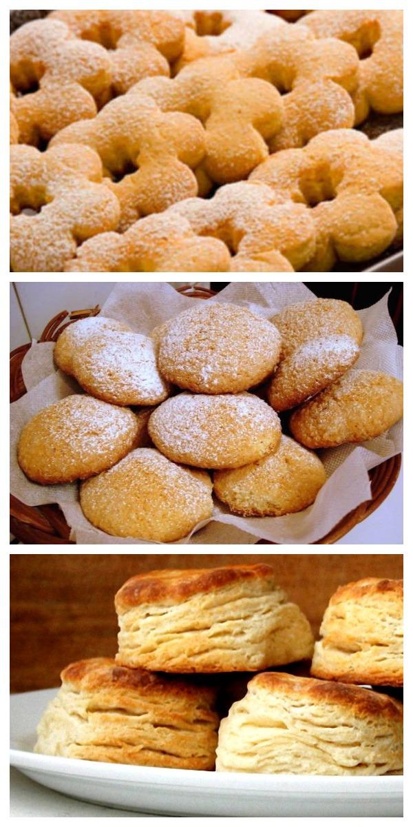 Очень вкусное медовое печенье. Готовлю печенье только по этому рецепту!