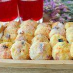 Такое вкусное, полезное творожное печенье с изюмом понравится и деткам, и взрослым.