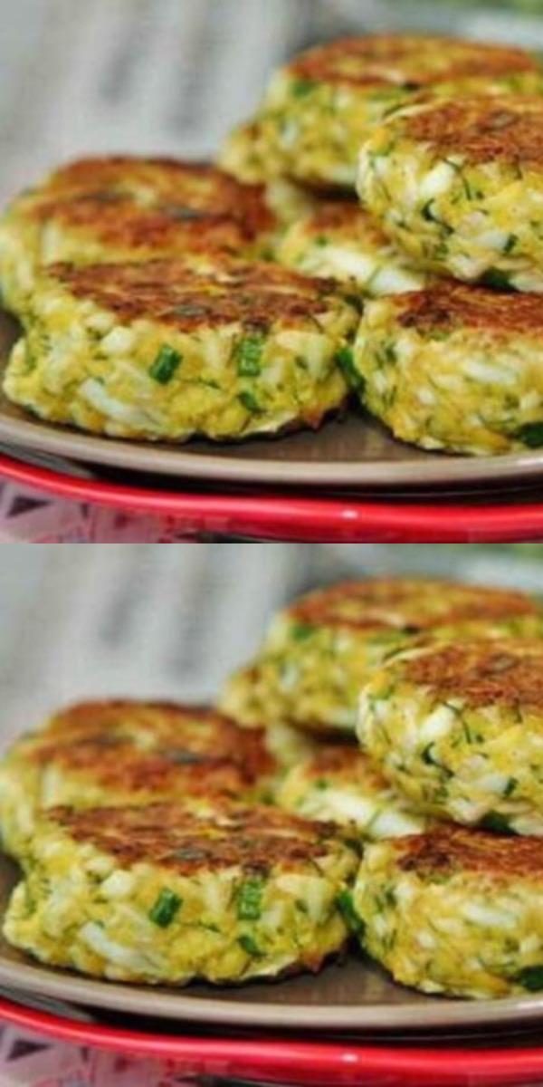 Оригинальные, необыкновенно нежные, самые вкусные — котлеты из яиц с зеленью.