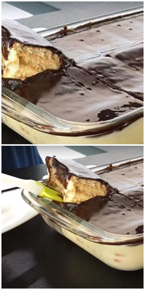 Очень вкусный торт без выпечки «Нежность» станет настоящим лакомством на вашем столе.