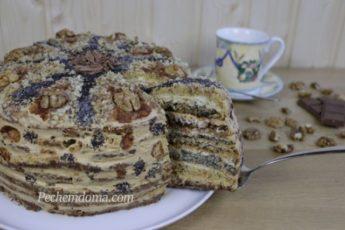 Этот торт «Дамский каприз» не надоест никогда!