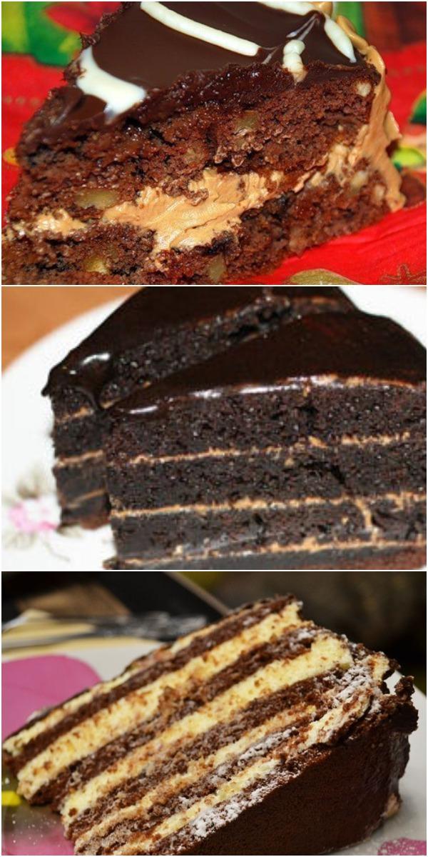 Потрясающе вкусный торт «Каро»… Что-то новенькое