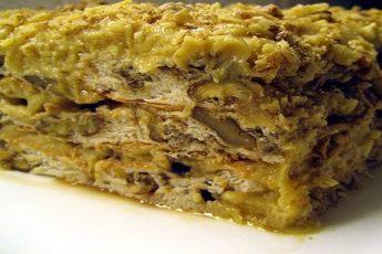 Узнав рецепт этого торта, вы забудете о Медовике. Торт королей