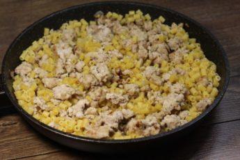 Это блюдо станет вашим любимым из-за быстроты приготовления и отменного вкуса! Вкуснятина!