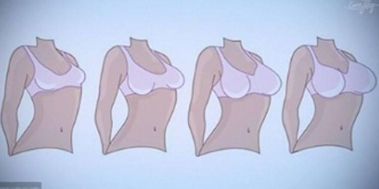 Как увеличить размер груди, не набирая вес?