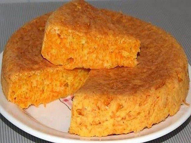 "Нежнейший Пирог-десерт ""Маня Морковкина"" - просто тает во рту!!!"