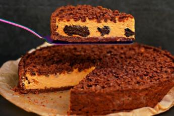 Изумительно вкусный шоколадный пирог «МУЛАТКА» 1