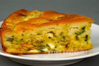 Теперь мои заливные пироги не остаются внутри сырыми: нашла удачный рецепт теста (отлично пропекается, вкусно и нежирно) 1